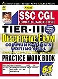 #10: SSC CGL Tier-III Descriptive Exam Practice Work Book - 2035