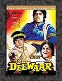 #10: Tamatina Old Hindi Movies Poster - Deewaar - Vintage Movie - HD Quality Poster
