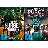 The Purge - Teil 2+3 (Anarchy + Election Year) im Set - Deutsche Originalware