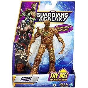Figura Guardianes de la Galaxia Rapid Revealers Groot