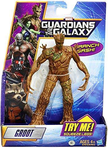 Figura Guardianes de la Galaxia Rapid Revealers Groot 1