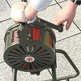 Sirene manuell Handsirene - 120 dB - ALU - Alarm THW Feuerwehr