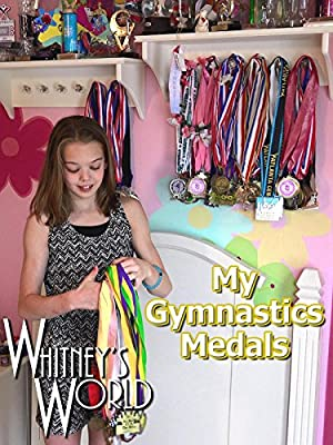 My Gymnastics Medals