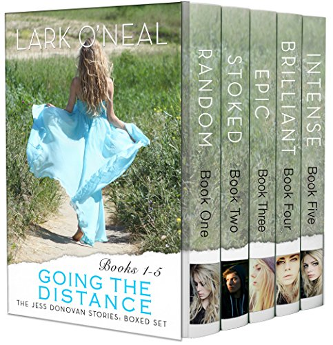 Going the Distance Bundle: The Jess Donovan Stories: Books 1 - 5 (English Edition)