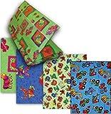 """Kindermat Cover for 19"""" X 45"""" Kindermats - Animal Alphabet by Kindermats"""