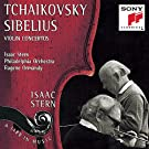 Tchaikovsky : Concerto pour violon en r� majeur op. 35 / Sibelius : Concerto pour violon en r� mineur op. 47