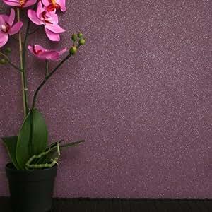 dazzle 39 glitzernd glitzer tapete lila violett a4 muster k che haushalt. Black Bedroom Furniture Sets. Home Design Ideas