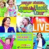 Tamusiland-Tour Live