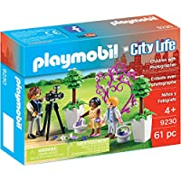 Playmobil 9230 City Life Flower Children and Photographer - Multi-colour