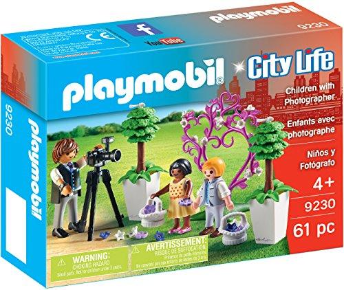 Playmobil-9230 Niños y Fotógrafo, (9230)