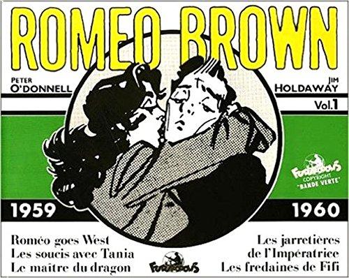 Roméo Brown, tome 1 : 1959-1960