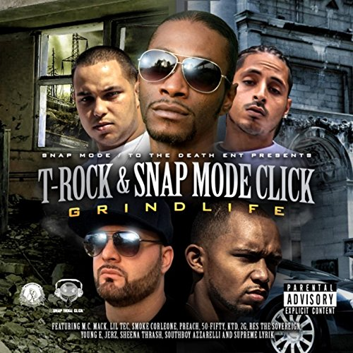 Passion Over Profits (feat. KTD, Supreme Lyrik, Sheena Thrash, 2G, Lil Tec, South Boy Azzarelli & T-Rock) [Explicit] 2g-snap
