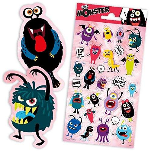 Peterkin 5119 - Pegatinas para Monstruo