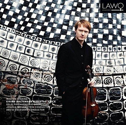 Walton Concerto For Viola & Orch; Sinding Suite Im Alten Sti - Eivind Holtsmark Ringstad; Oslo Philharmonic Orchestra - 2017