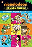 Nickelodeon Pandemonium Boxed Set, Vol. 1-3