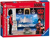 Ravensburger Historic Paläste, The Tower of London, Spielset Puzzle, 1000 Einzelteile