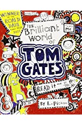 Descargar gratis The Brilliant World of Tom Gates en .epub, .pdf o .mobi