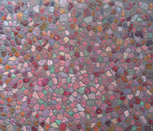 d-c-fix® Sticky Back Plastic (self adhesive vinyl film) Granada (Mosaic) 45cm x 2m 346-0531