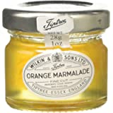 Wilkin & Sons of Tiptree Fine Cut Orange Marmalade 28g Mini Jar - 24 Pack