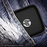 HP Sprocket Z3Z92A Portable Photo Printer (Black)