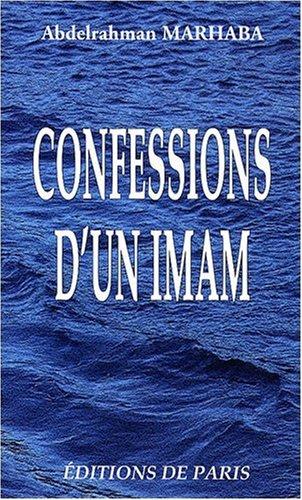 Confessions d'un imam
