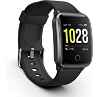 Vigorun Smart Watch with Fitness Tracker, Fitness Watch with Heart Rate Monitor Step Calorie Counter Tracker, Activity…