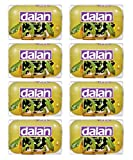 DALAN Glycerine Soap with Pure Daphne Oil (100 gms X 8 pcs) from Turkey @ Rs 400.