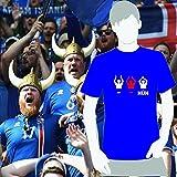 World of Football T-Shirt Island Klatsch - Huh - XXL