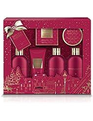 Baylis & Harding Bathing Gift Set, Midnight Fig and Pomegranate