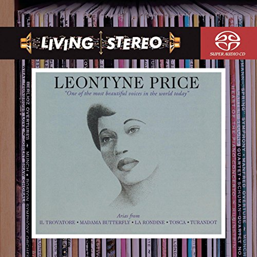 Collection Living Stereo  (Format SACD hybride)