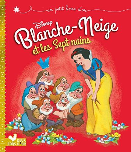 Blanche Neige et les sept nains par Disney