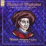 Master of musician : comment peult avoir joye, Se congié prens, Robin et Marion, Dido, De tous biens pleine | Josquin Des Prés (1440?-1521?)