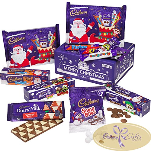 Christmas Super Fun Pack by Cadbury Gifts Direct