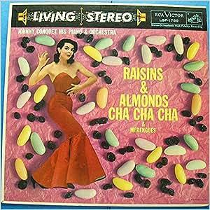 Raisins & Almonds Cha Cha Cha & Merengues [LP]