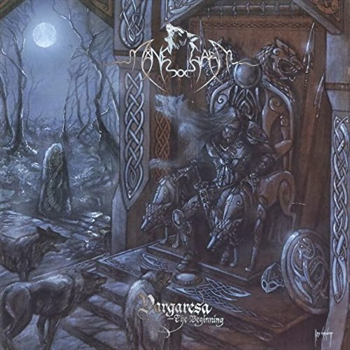 Manegarm: Vargaresa-the Beginning (Re-Mastered) (Audio CD)