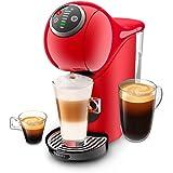 Krups KP3405 Genio S Plus Red - Automatische koffiemachine voor capsules - Espresso Boost Technology voor een nog intensere e