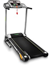 Propel Fitness HT54, (3HP Peak) Easy Foldable & Smooth Drop Down Motorized Treadmill for Cardio Workout At Home