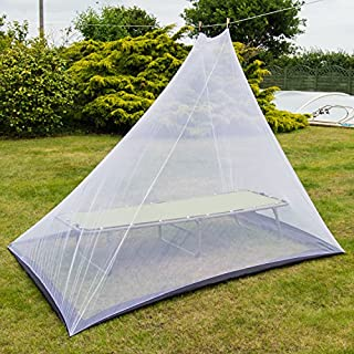 Andes Triangle Hanging Mosquito Fly Single Or Double Bed Protection Net