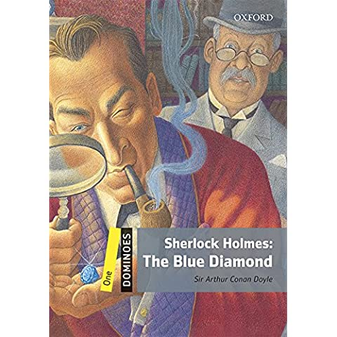 Dominoes 1. Sherlock Holmes. The Blue Diamond (+ MP3)