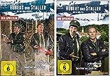 Hubert und Staller - 2 Spielfilme (die ins Gras beissen/unter Wölfen) im Set - Deutsche Originalware [2 DVDs]
