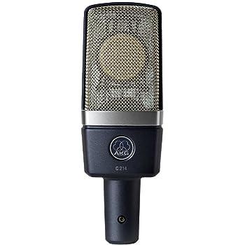 AKG AKGC214 Großmembran-Kondensatormikrofon
