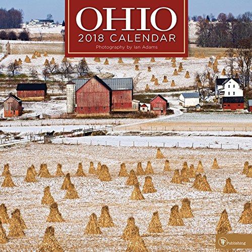 Ohio 2018 Calendar