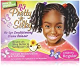 Best Lusters Relaxers - Luster PCJ Pretty N Silky No Lye Conditioning Review