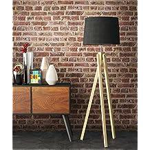 Steintapete Rot Braun Natur Stein Schne Edle Tapete Im Steinmauer Design  Moderne D Optik With Zimmer Mit Steintapete