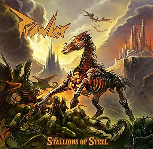 Prowler: Stallions of Steel (Audio CD)