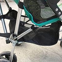 Everpert - Bolsa de almacenamiento universal para cochecito de bebé