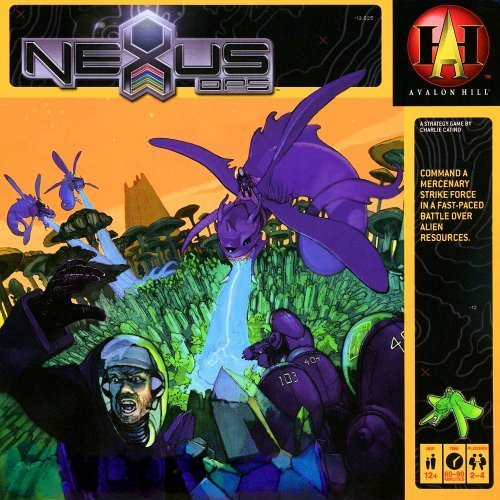 Nexus Ops by Toys
