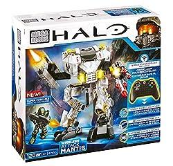 Mattel Mega Bloks Cxk87 Halo - Unsc Auto Mantis Attack