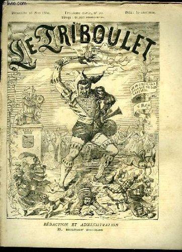 Le Triboulet N°20 - 3e année : La Libe...