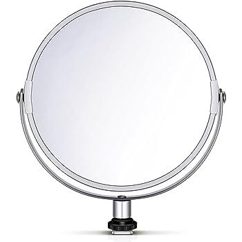 neewer make up spiegel glas doppelseitig mit. Black Bedroom Furniture Sets. Home Design Ideas